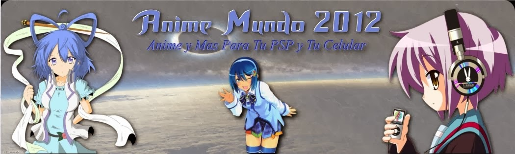 Anime Mundo 2012