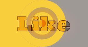 """Кроссплатформенная кнопка """"Мне нравится"""" для блога"""