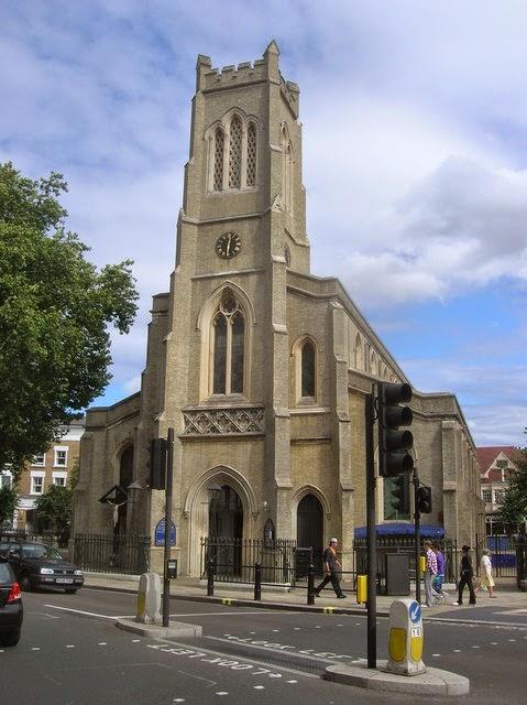 St John's Church, Fulham