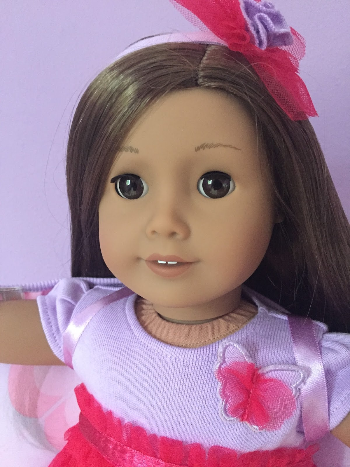 american girl cuties my new doll myag 29. Black Bedroom Furniture Sets. Home Design Ideas