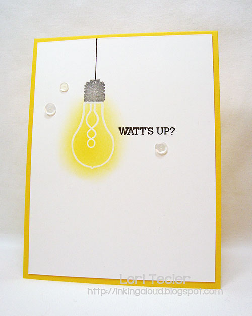 Watt's Up?-designed by Lori Tecler-Inking Aloud-stamps from Mama Elephant