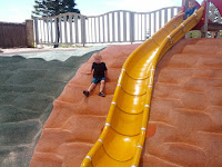 Not the slide