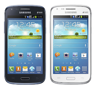 Samsung launches Galaxy Core dual-sim smartphone