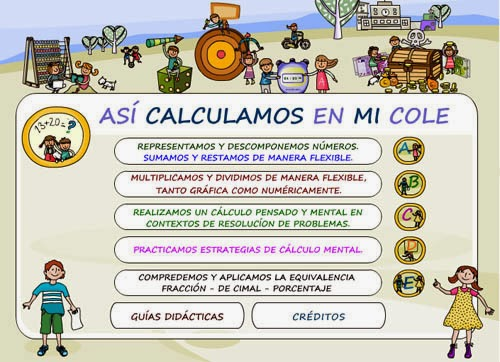 Así calculamos en nuestro cole