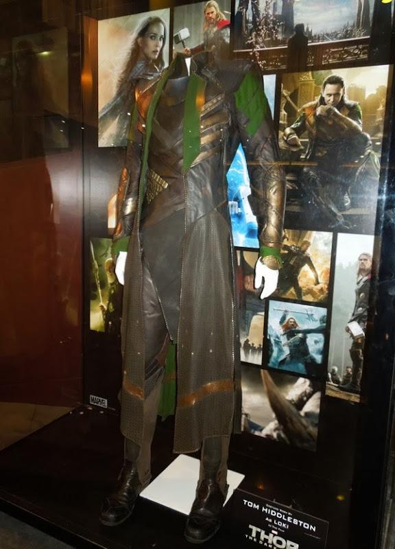 Original Loki costume Thor Dark World