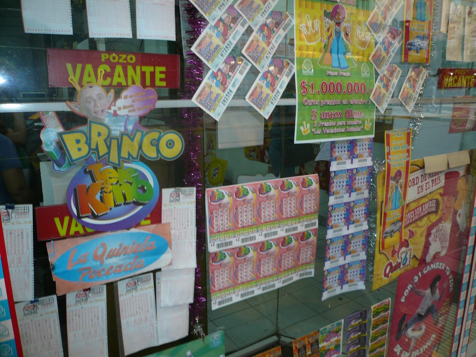 billetes loteria