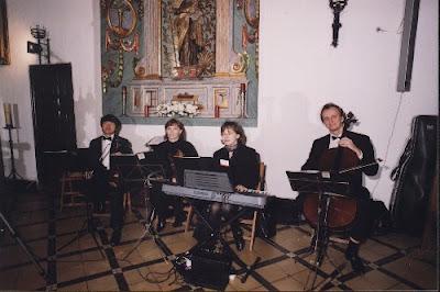 música en la ceremonia religiosa