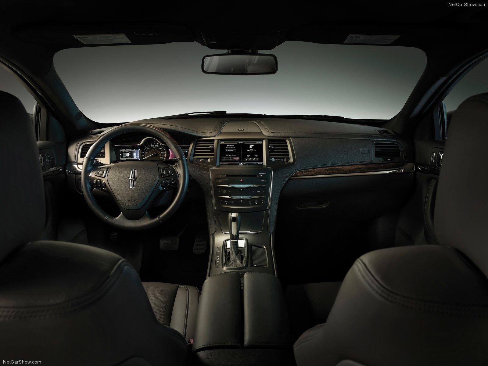 Hình ảnh xe ô tô Lincoln MKS 2013 & nội ngoại thất