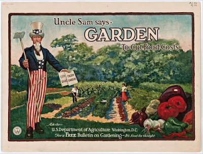 Uncle Sam Says Garden
