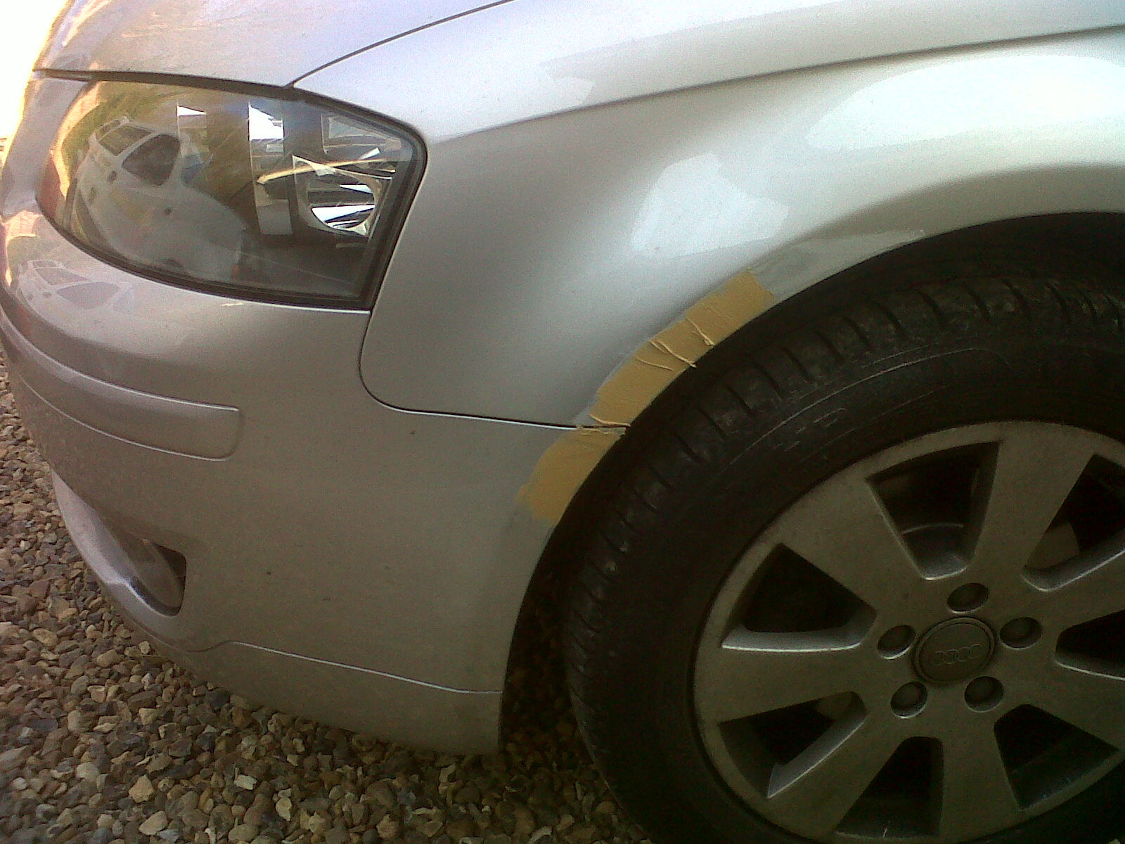 Car paint repairs sevenoaks dial a dent smart repairs for Mobile auto painting