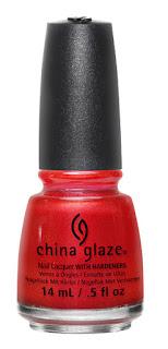 China Glaze Son of a Nutcracker