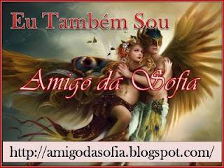 Aniversário Blog Amigo da Sofia