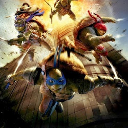 Poster Teenage Mutant Ninja Turtles 2014