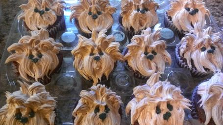 Puppy Cupcakes!