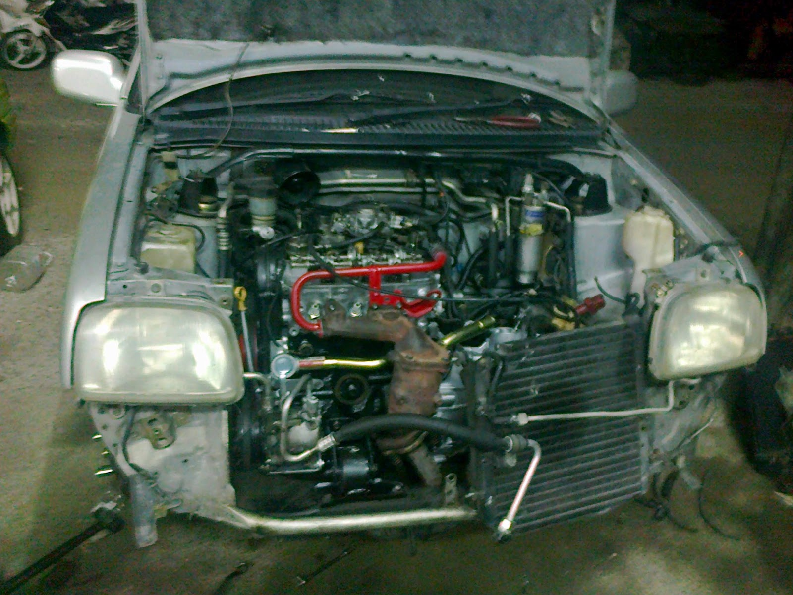 p44 autoworks kancil 850 major overhaul done