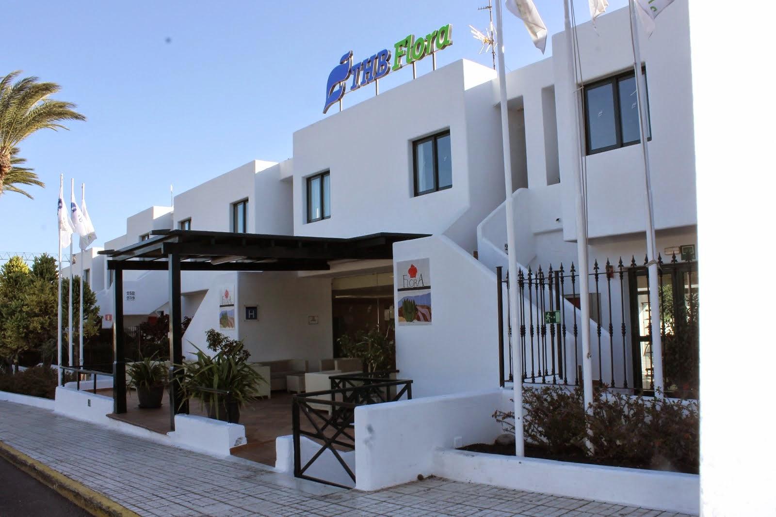 Lanzarote 3 Muutama kuva vielä Hotellistamme Puerto Dela Carmeniin.