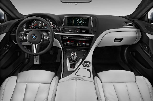 BMW-M6-Gran-Coupe-Interior பிஎம்டபிள்யூ M6 கிரான் கூபே விற்பனைக்கு வந்தது