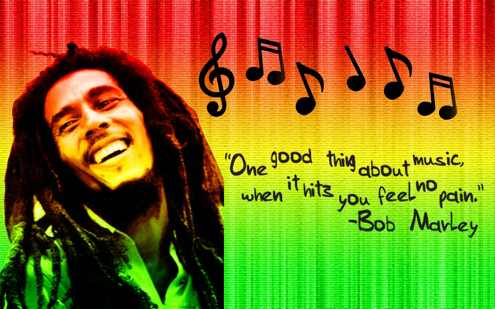 bob marley quotes i love you picture and quotes