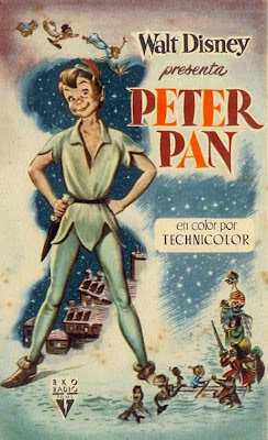 Peter Pan, Disney