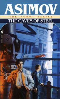 Novel - The Caves of Steel - Isaav Asimov (published in 1954)