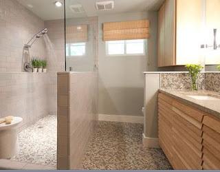 Ba os modernos azulejos de ba o modernos for Decoracion banos modernos azulejos