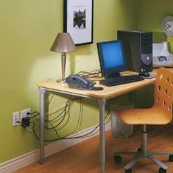 Consigli per la casa e l arredamento: Idee per nascondere prese, fili ...