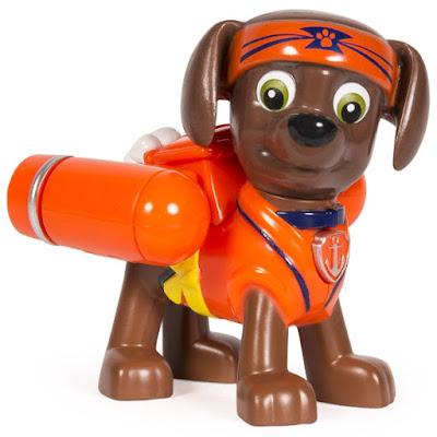 TOYS : JUGUETES - PAW PATROL : La Patrulla Canina Hero Pup - Pup-Fu Zuma : Karate | Figura - Muñeco 2015 | Serie Television Nickelodeon Spin Master - Bizak | A partir de 3 años Comprar en Amazon España & buy Amazon USA