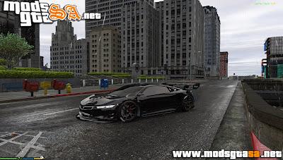 V - Gráficos Low em HD para GTA V PC