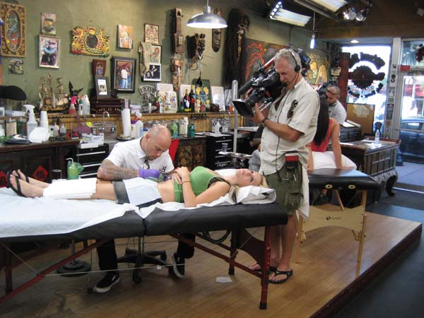 Miami Ink Tatto Studio Tatuagem