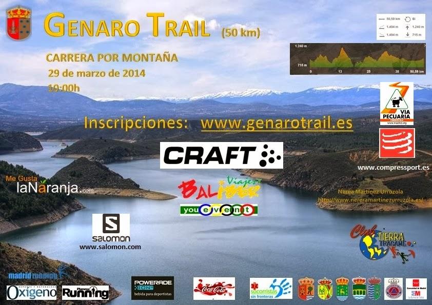I Genaro Trail 2014