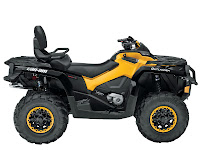 2013 Can-Am Outlander MAX XT-P 1000 ATV pictures 2