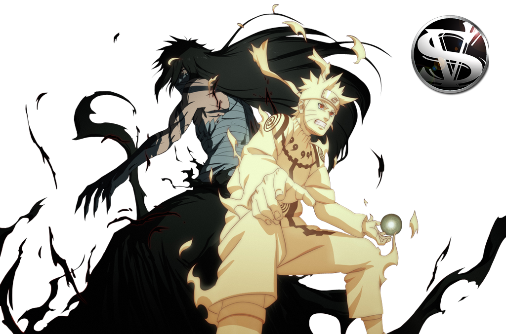 Render Crossover Bleach x Naruto