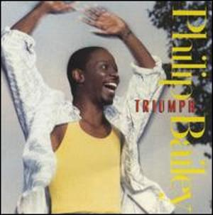 Philip Bailey - Triumph (1986)