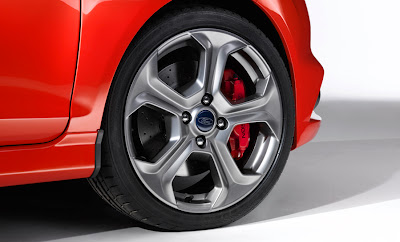Ford Fiesta ST 2013 Montreal roue