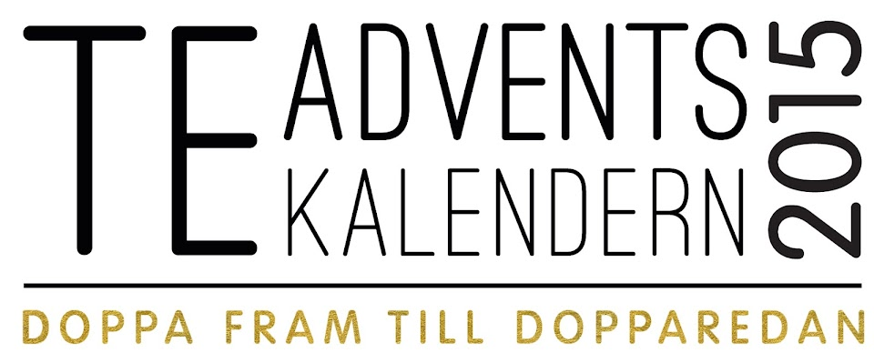 Te-adventskalendern