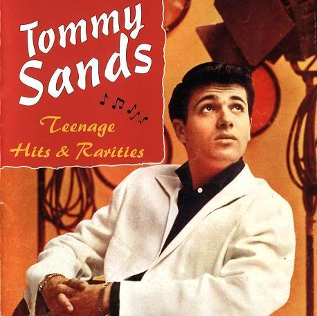 Tommy Sands, Elvis Presley, Bigger Than Texas, Teenage Crush