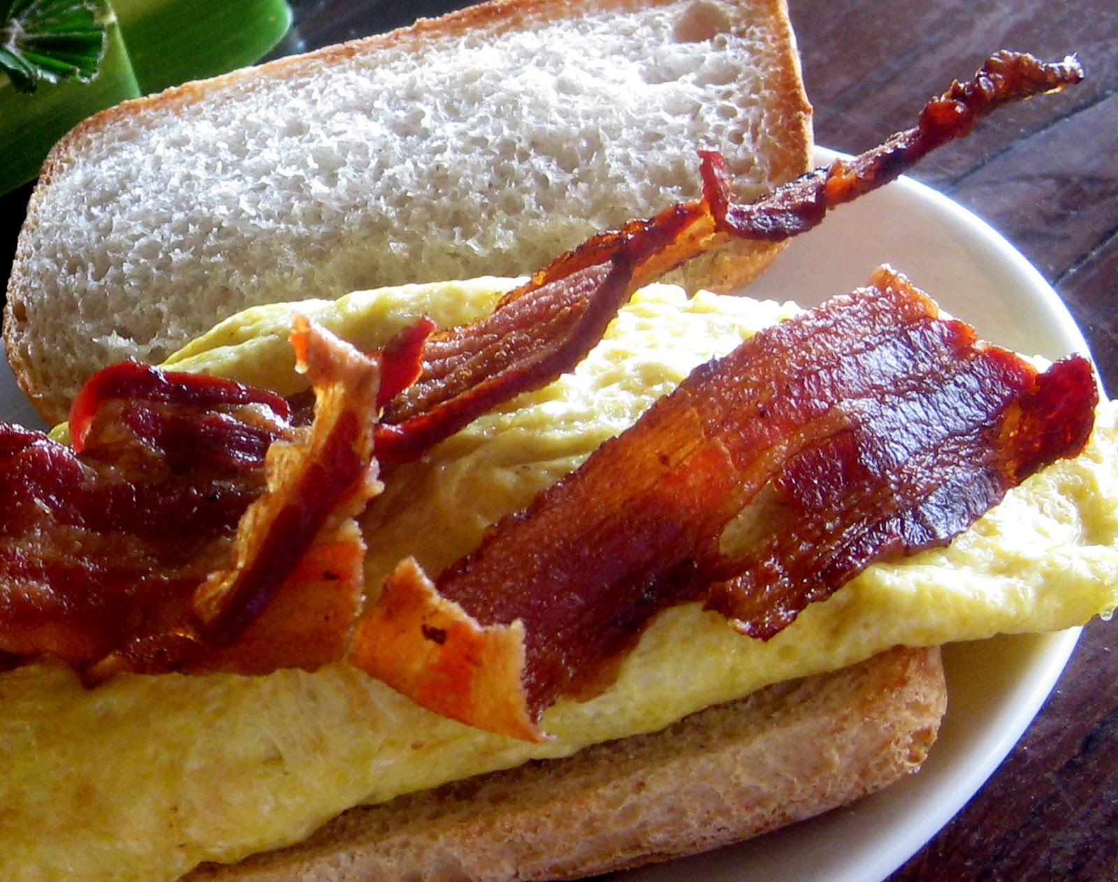 Omelette Bacon Ksesandwich Rezepte Suchen