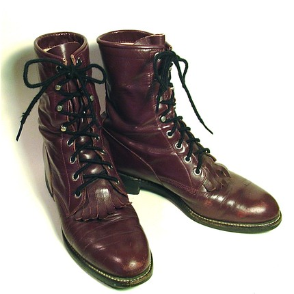 Justin Boots Vintage5