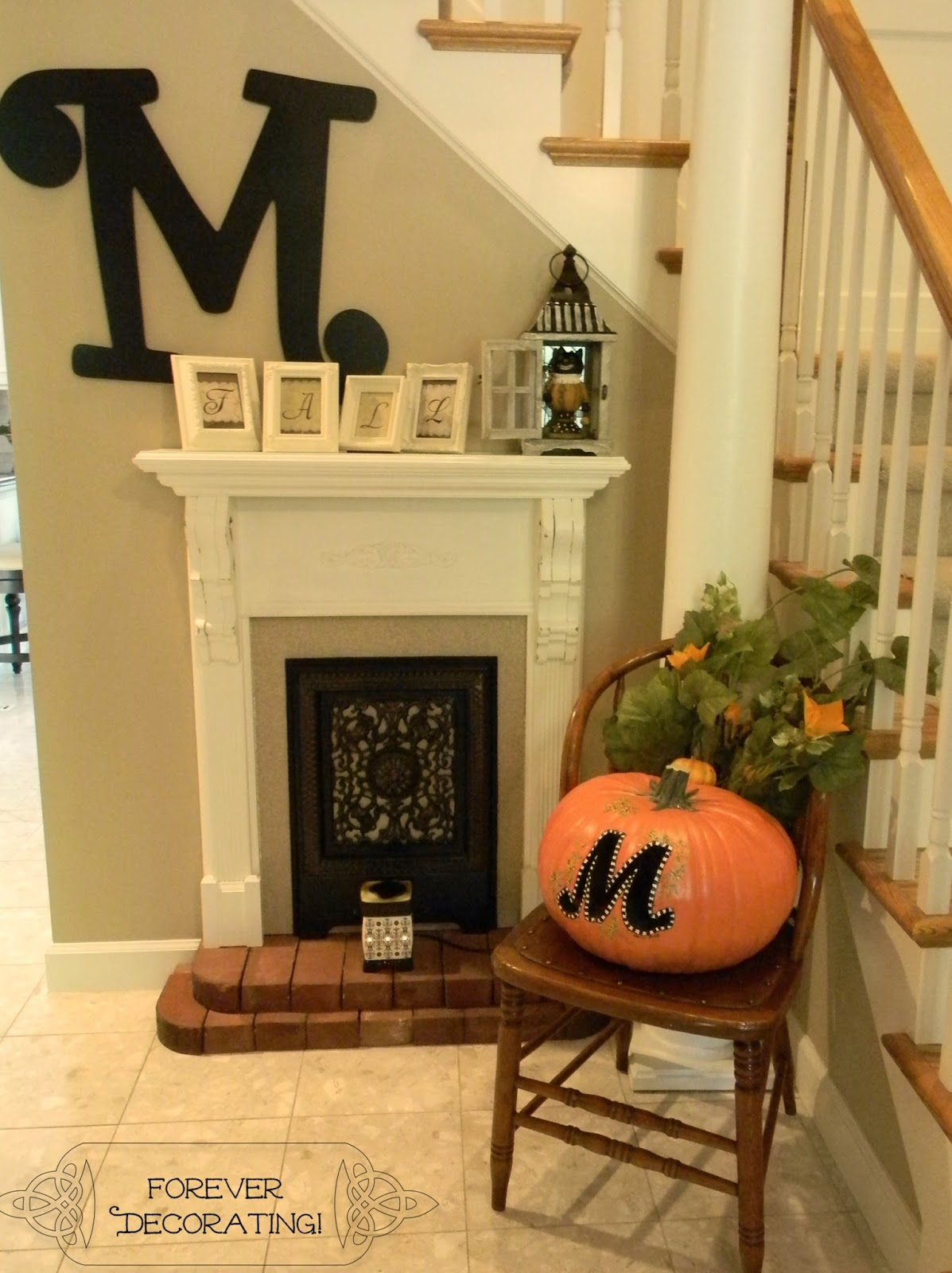 Forever Decorating Fall Around My Home
