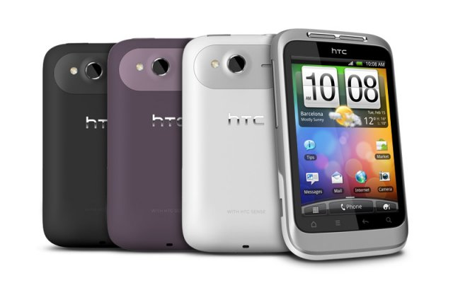 Latest Technology Products Htc Wildfire S Desire S