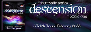 {Giveaway} Descension by B.C. Burgess