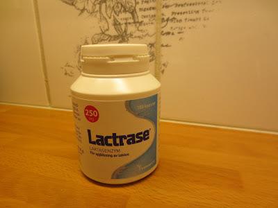 laktosfri kondenserad mjölk