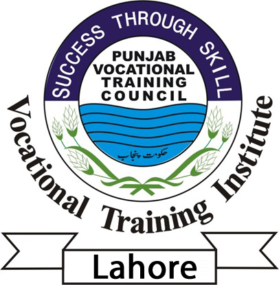 vocational training institute logo creation in corel draw