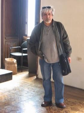 Al interior del Palacio Rivera