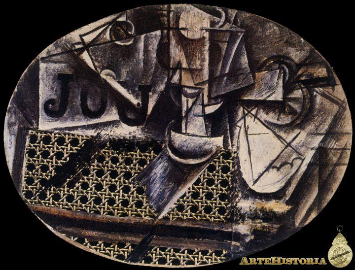 Saludo al sol informaci n sobre fotograf a agosto 2013 - Picasso nature morte a la chaise cannee ...