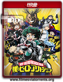 Boku no Hero Academia Torrent - HDTV