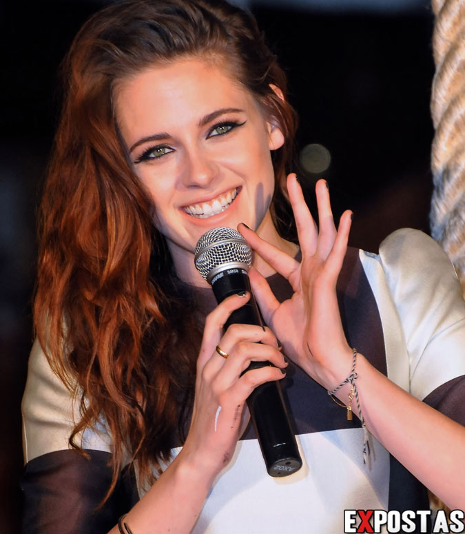 Kristen Stewart: The Twilight Saga: Breaking Dawn Part 2 photocall em Tokyo - 24 de Outubro de 2012