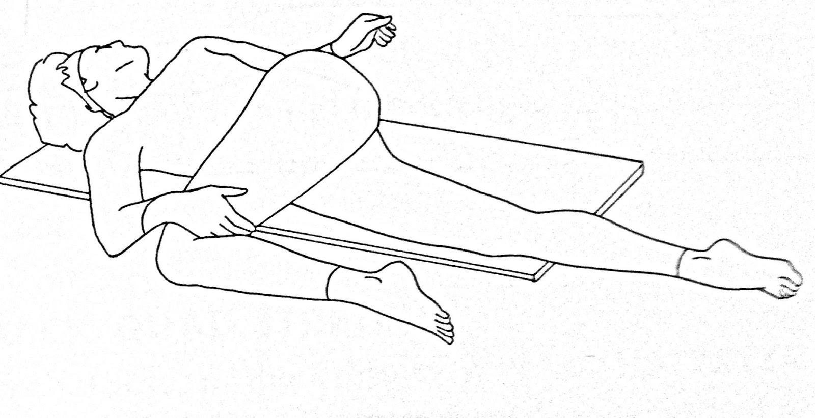 ... by Tracy: Stretch for the Piriformis muscle - Low back and hip pain
