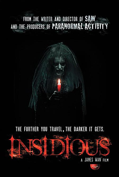 creepy face from insidious. haunting in Insidious,