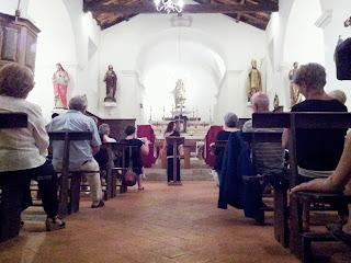 Aullène en Alta Rocca en Corse du sud : concert lyrique